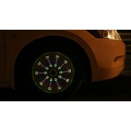 Автономная подсветка дисков +лента